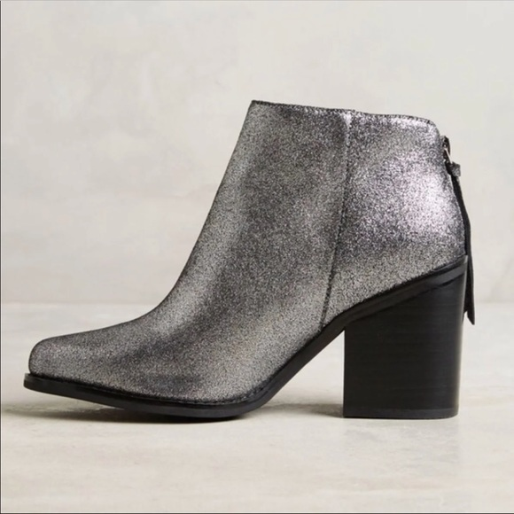 a1b50cc2baca Anthropologie Shoes | A Over A Brook Ankle Boots Booties | Poshmark